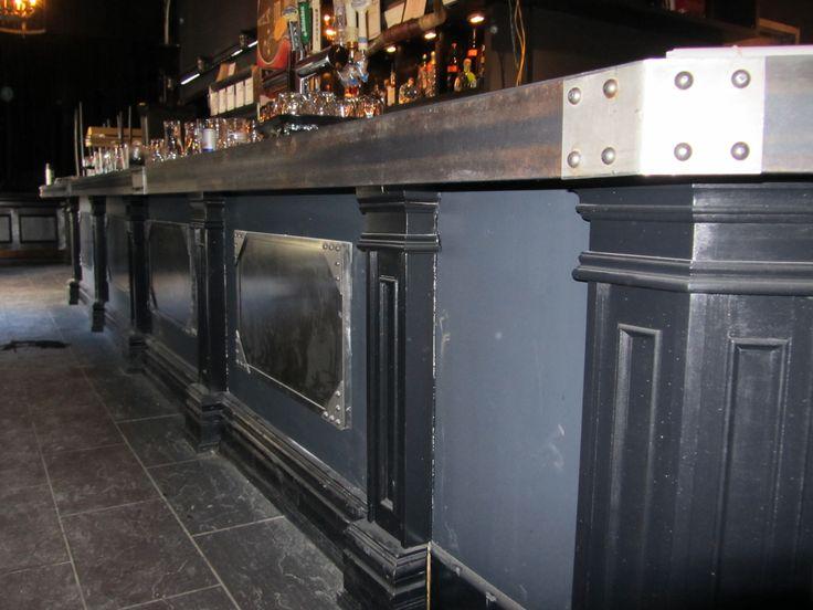 Creative Build 187 Industrial Style Bar Top